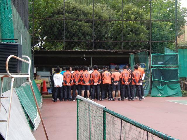 法政二高テニス部